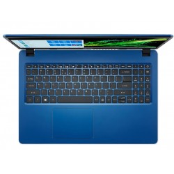 "Laptop Acer Aspire 3 A315-56-38TB Azul 15.6"" 1366 x 768 Pixeles Intel Core i3-1005G1, Core  Ram 8GB DDR4, Discos 1128GB HDD+SSD Wi-Fi 5, Windows 10 Home"