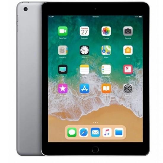 """Tableta Apple iPad - 24.6cm (9.7"""") - 32GB Almacenamiento - iOS 11 - Gris - Apple A10 SoC - ARM Hurricane Dual-core 2.34GHz, 1.2Megapíxel Cámara frontal - 8Megapíxel Cámara trasera"""