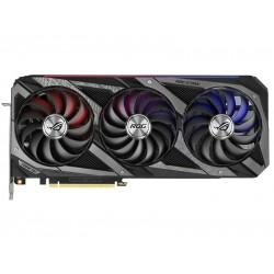 Tarjeta de video, Gaming, ASUS ROG -STRIX-RTX3080TI-O12G-GAMING, NVIDIA GeForce RTX 3080 Ti, 12 GB GDDR6X
