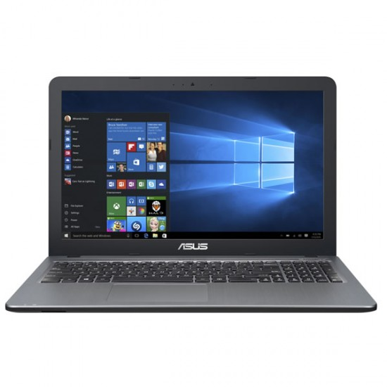 "Laptop ASUS A540BA-GO390T Plata Portátil 15.6"", 1366 x 768 Pixeles, AMD A6, RAM 4 GB DDR4, Disco 500 GB, Wi-Fi 5, Windows 10, Color Plata"