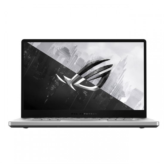 "Laptop ASUS ROG Zephyrus GA401II-HE046T Blanco  14"", 1920 x 1080, AMD Ryzen 7, RAM 16 GB, Disco 512 GB SSD, Video NVIDIA® GeForce® GTX 1650 Ti, Wi-Fi 6, Windows 10 Home"
