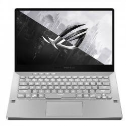 "Laptop ASUS ROG Zephyrus GA401II-HE046T Blanco  14"", 1920 x 1080, AMD Ryzen 7, RAM 16 GB, Disco 512 GB SSD, Video NVIDIA® GeForce® GTX 1650 Ti, Wi-Fi 6, Windows 10 Home"