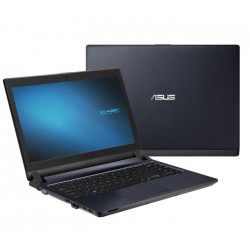 "Laptop Asus Pro P1440FA-FQ1592R, Negro, 14"", 1920 x 1080 Pixeles, Intel Core i3-10110U, Ram 8GB DDR4, D.D. 256GB SSD, Wi-Fi 5, Windows 10 Pro"