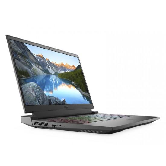 "DELL G5 5510 DDR4-SDRAM Portátil 15.6"", 1920 x 1080 Pixeles, Intel Core i7 i7-10870H, RAM 16GB, Disco 512 GB SSD, NVIDIA GeForce RTX 3060 Wi-Fi 6, Windows 10 Home, Negro"