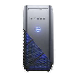 Computadora Gaming, DELL Inspiron 5680, Intel® Core i5-8400, RAM 8GB DDR4, Disco 1000GB, Negro, Gris, Plata, Formato Midi Torre PC, DVD±RW, Windows 10 Home