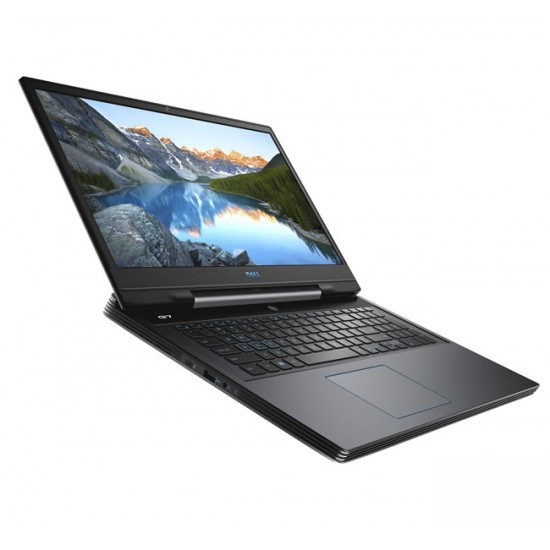 "Laptop DELL G7 7790 Negro, 17.3"", 1920 x 1080, 9na generación, Procesador Intel Core i7-9750H, RAM 16GB DDR4, Disco1256 GB HDD+SSD, Video NVIDIA GeForce RTX 2070, Wi-Fi 5, Windows 10 Home"