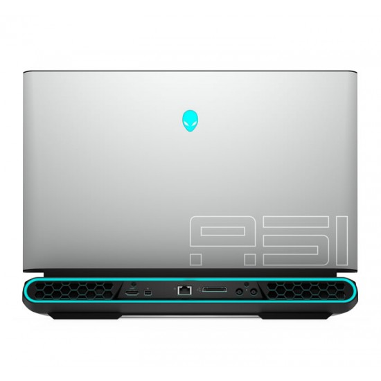 "Laptop Alienware Area 51m R2 Plata, Blanco, 17.3"" 1920 x 1080 Pixeles, Intel Core i7-10700, RAM 16GB, Discos 1512 GB HDD+SSD, NVIDIA GeForce RTX 2060, Wi-Fi 6, Windows 10 Home"
