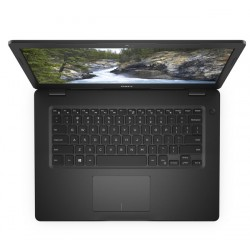 "Laptop DELL Vostro 3481 Negro, 14"", 1366 x 768 Pixeles, Procesador Intel Core i3, 7a, RAM 8GB DDR4, DIsco 1000 GB, Wi-Fi 5, Windows 10 Pro"