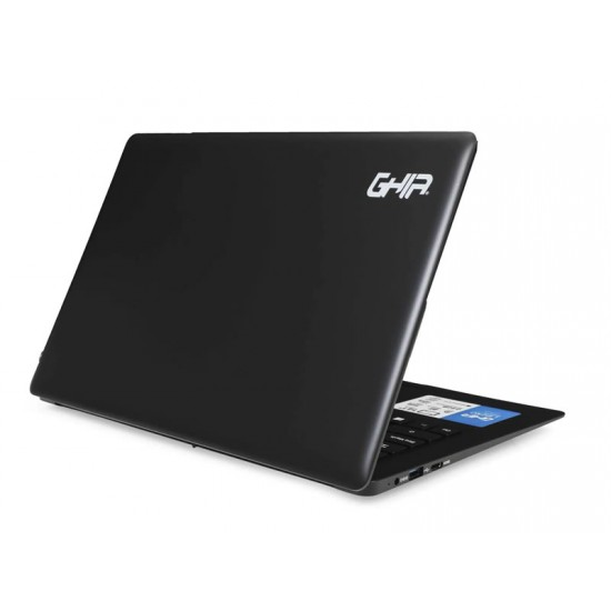 "Laptop Ghia NOTGHIA-302, Pantalla de 14"", Procesador Intel Celeron, Memoria RAM 4 GB, Disco sólido  64 GB SSD, Windows 10 Home"
