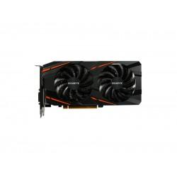 Tarjeta de Video Gigabyte, AMD RADEON RX 580, 8GB, 256BITS, DDR5, GV-RX580GAMING-8GD, Tarjeta Gráfica