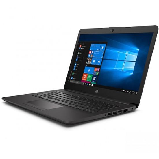 "Laptop HP 240 G7, Negro Pantalla 14"", 1366 x 768 Pixeles, Procesador 7a, Intel Core i3, RAM 4 GB DDR4, Disco 500 GB, Windows 10 Home"