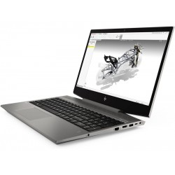 "HP ZBook 15v G5, Pantalla 15.6"", Procesador Intel Core i5-9300H, RAM 8 GB DDR4, Disco Duro 1000 GB, T. Video NVIDIA Quadro P620, Wi-Fi 5, Windows 10 Pro Plata"
