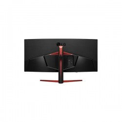 "Monitor Gamer, LG 34GL750 LED display 86,4 cm, 34"", 2560 x 1080 Pixeles, UltraWide  Full HD  Curva, Negro, Rojo"