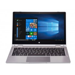 "Laptop Lanix NEURON FLEX, Pantalla táctil 11.6"", 2 en 1, Procesador Celeron 3350, RAM 4GB, Disco 64GB SSD, Windows 10 Pro"