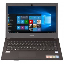 "Laptop Lanix Neuron G6, Pantalla 14"", Intel Core i5-8250U, RAM 8GB, Disco 500GB, DVDRW, Windows 10 Pro"