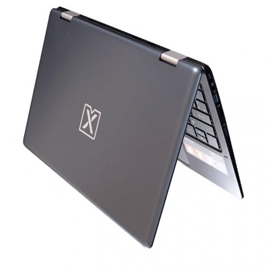 "Laptop Neuron Flex Lanix, Intel Atom x5-E8000, 2.0 GHz, Pantalla 11.6"" FHD ángulo de giro 360°, RAM 4GB, Disco 64GB, Bluetotth 4.0, Windows 10 64 bits, IRON"