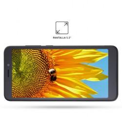 "Paquete Laptop Lanix Neuron Flex, Atom X5-E8000, 4GB RAM, Disco 64GB, 11.6"", Celular Lanix Ilium M1, Android 7 y Mochila"