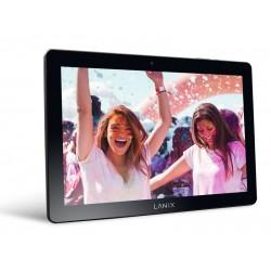 Tablet Lanix RX10 (28706), Android 10, Pantalla LED 10.1 pulgadas (1280 x 800), Memoria 2GB, ROM 32GB, Cámara posterior 5 Mpx; Cámara frontal 2 Mpx