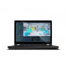 "Workstation Lenovo ThinkPad P15, Pantalla 15.6"" Full HD, Procesador Intel Xeon, RAM 16GB DDR4, Disco 1000GB SSD, Video NVIDIA Quadro T1000, Wi-Fi 6, Windows 10 Pro para Workstations, Negro"