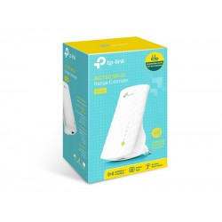 Extensor de Red, TP-LINK RE200 ampliador de red, Repetidor de red 10,100 Mbit/s Blanco